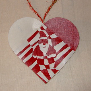 Father Christmas Heart | by ebygomm