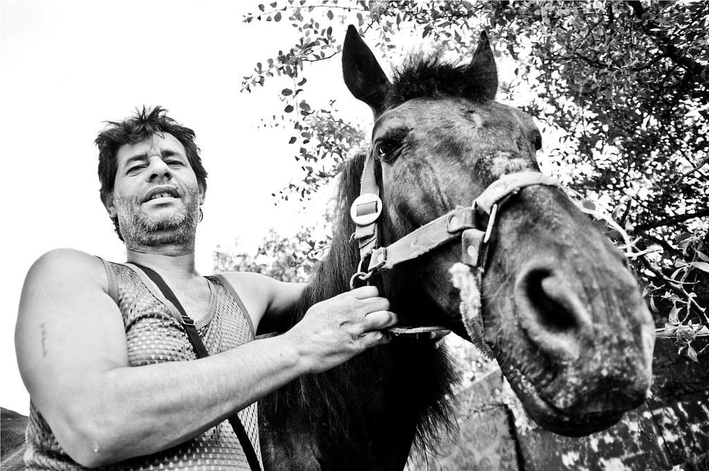 ciganin hvali svoga konja | Flickr - Photo Sharing!