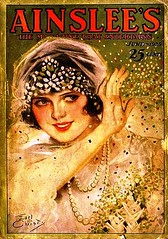 Ainslee's Magazine, 1925: Cover by Earl Christy | by tortuga2010