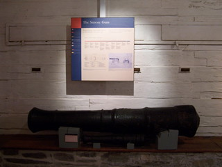 Simcoe Guns 02: 18-Pounder (c. 1737-56) | by cetaylor