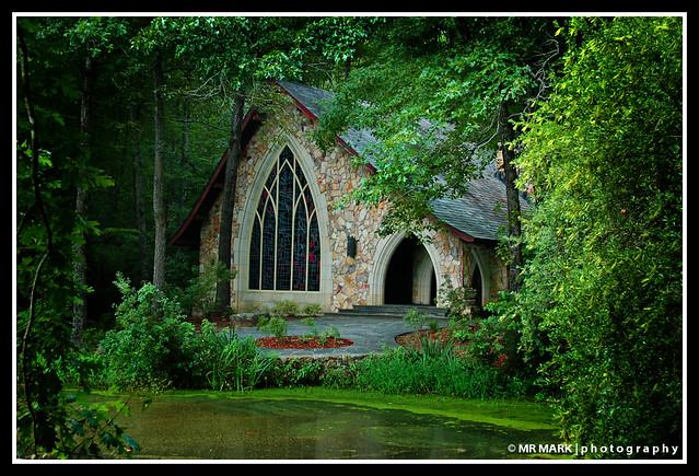 Ida cason memorial chapel callaway gardens pine mountain - Callaway gardens pine mountain georgia ...