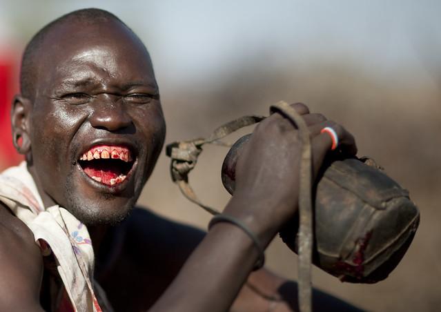 Why Do Maasai Drink Blood