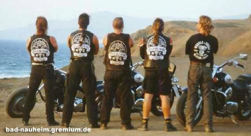 History | Fotos des Gremium MC Bad Nauheim 1998-2007