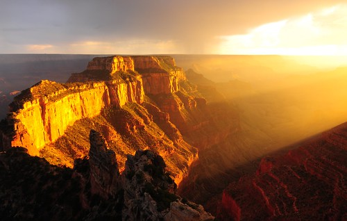 Grand Canyon Sunset | by QQQQcon