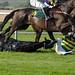 AP McCoy Falls During Horse Race
