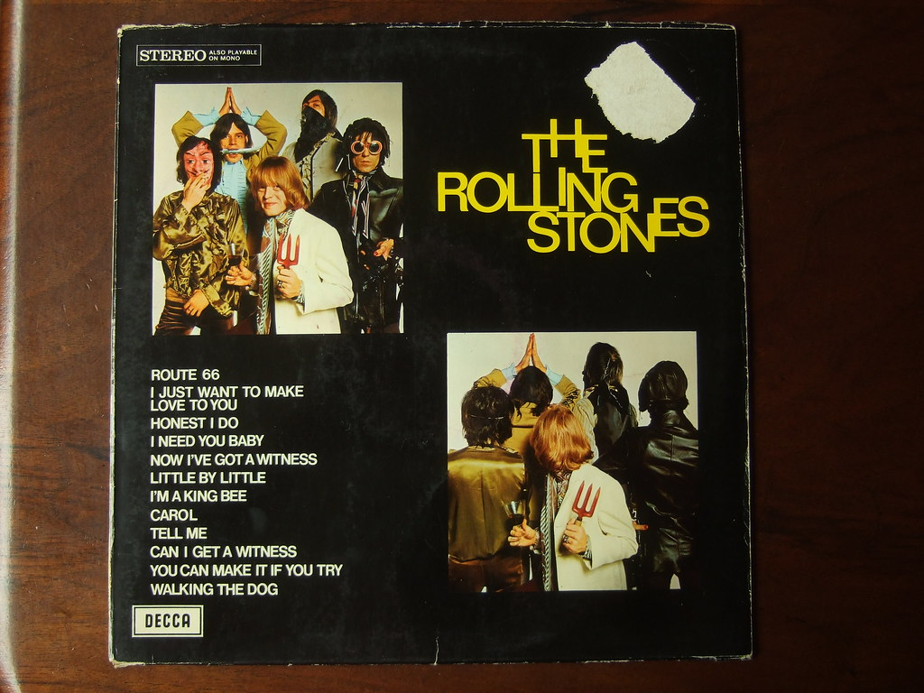 Rolling Stones First American Tour