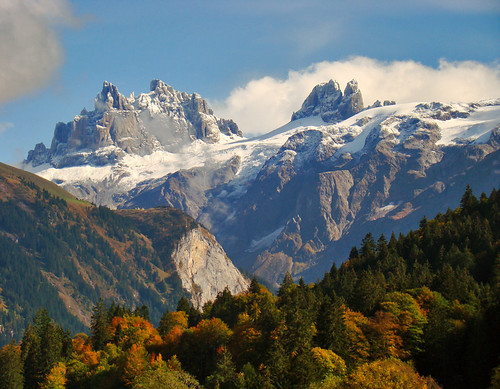 Switzerland Alps autumn | by ceca67