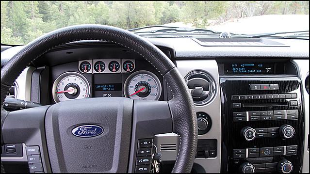 ... 2010 F 150 FX4 Interior | By TruckerChris