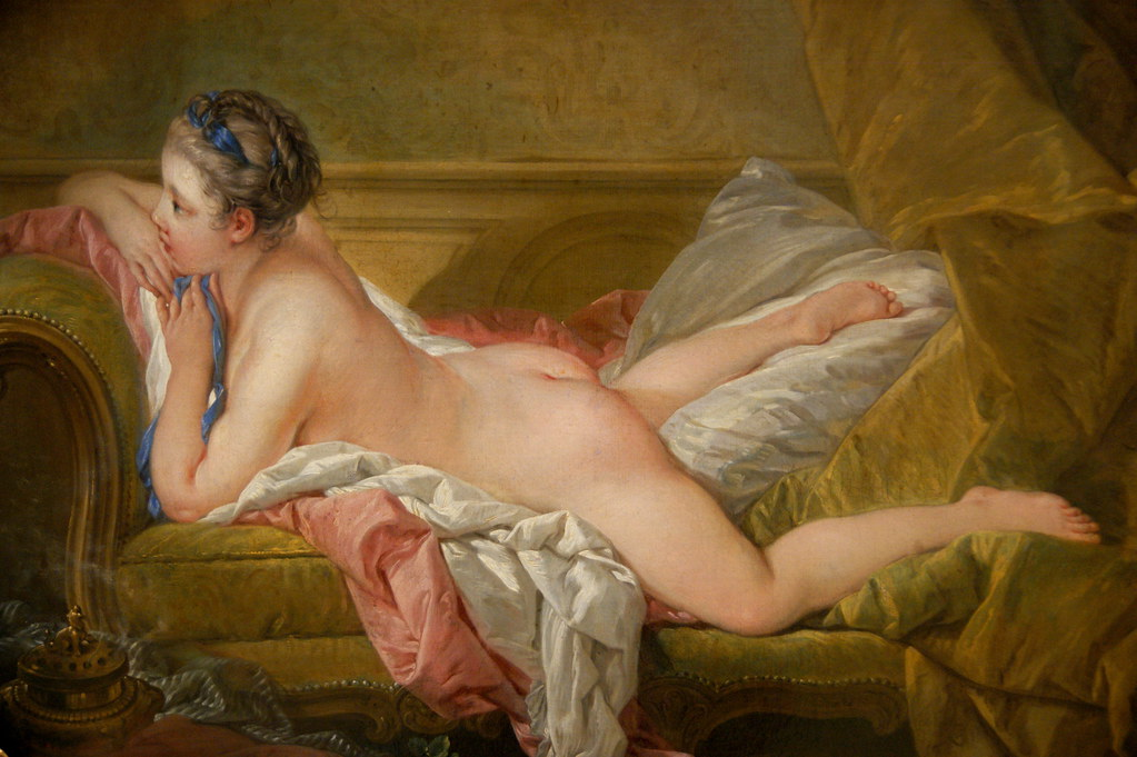 Situation familiar Renaissance painting three women nude commit