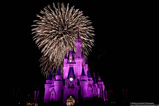 Fireworks Over The Castle | by Matthew Kowalski