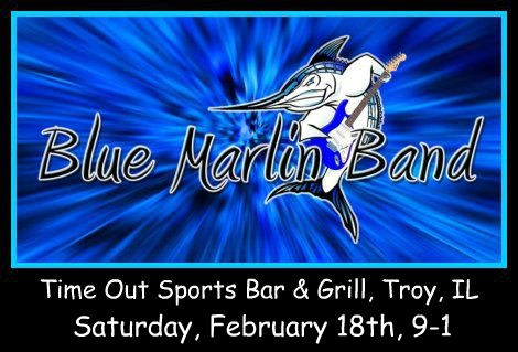 Blue Marlin Band 2-18-17
