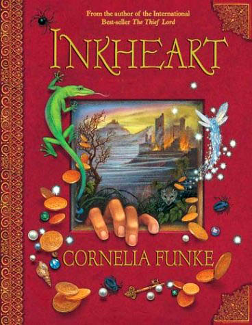 Cornelia Funke's 'Inkheart'. Source: Karen Cox on Flickr.