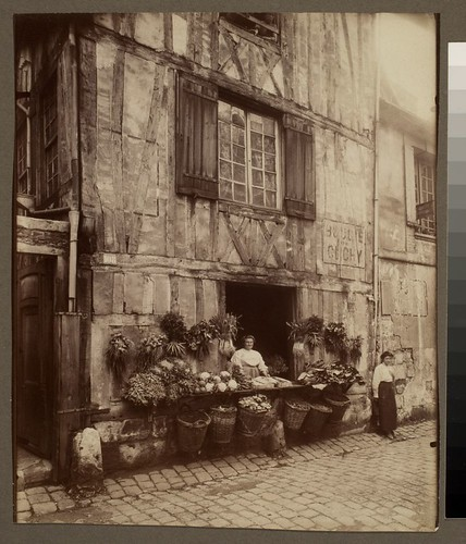 Rouen - maison 108 rue Moliere | by George Eastman Museum