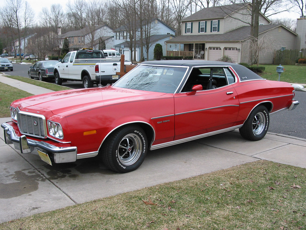 New Ford Torino >> 1974 Ford Gran Torino | Tallguy1975 | Flickr