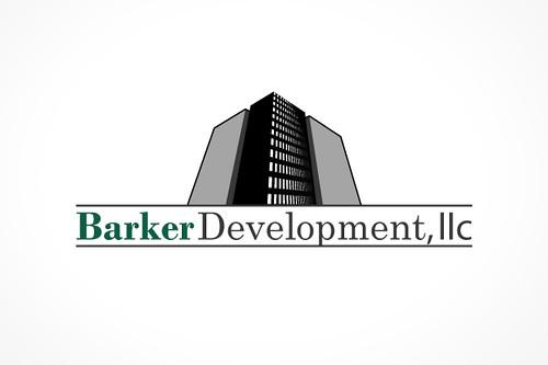 Barker Development Logo Design, real estate management ...