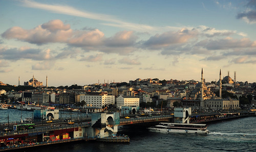 Galata Bridge | by Serhan Keser