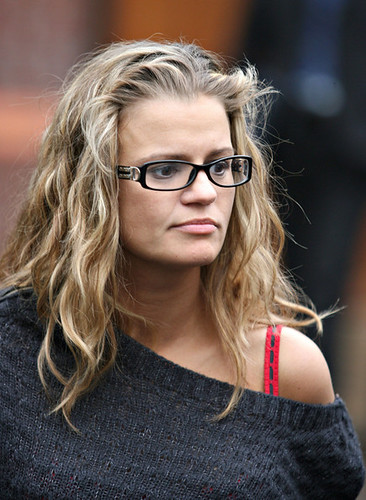 Kerry Katona wearing glasses | by GwG_Fan