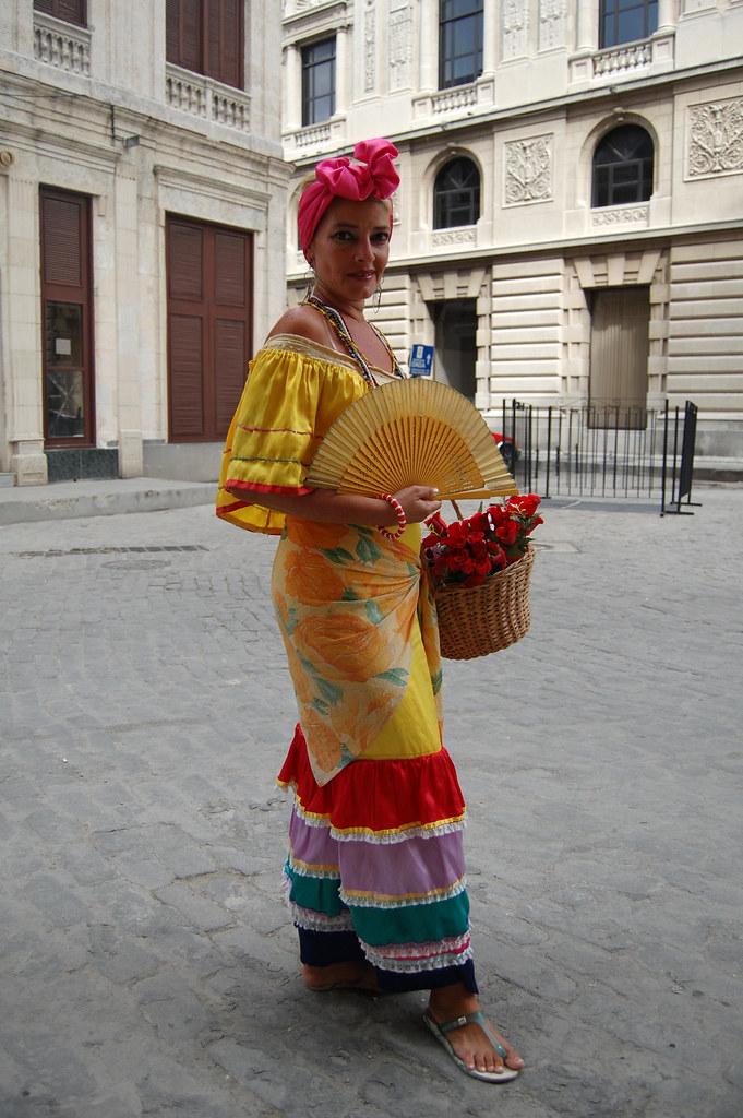 Cuba Inspired Fashion For Women