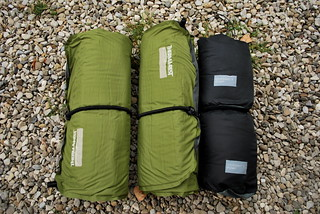 Therm-a-Rest ToughSkin vs Exped Downmat 9 | by goingslowly