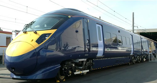Southeastern High Speed Train (UK) | by Train Chartering & Private Rail Cars