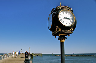 North Beach Clock (Maryland) | by garyfgarcia