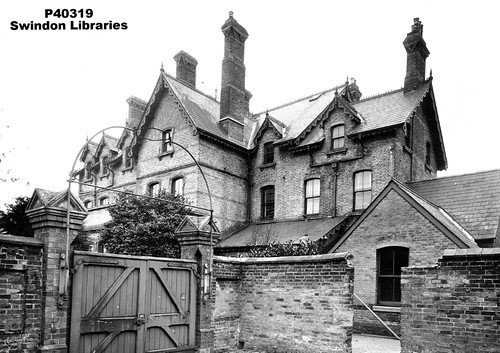 c1937: Newburn House, house of Joseph Armstrong (GWR Railway Village) | by Local Studies, Swindon Central Library