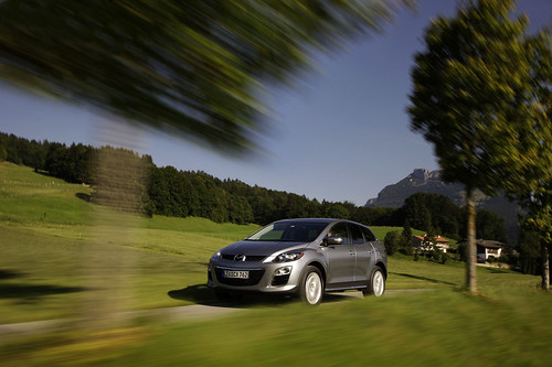 Mazda CX-7 Facelift | by AutoMotoPortal.HR