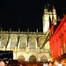 Bath Abbey & Christmas Market