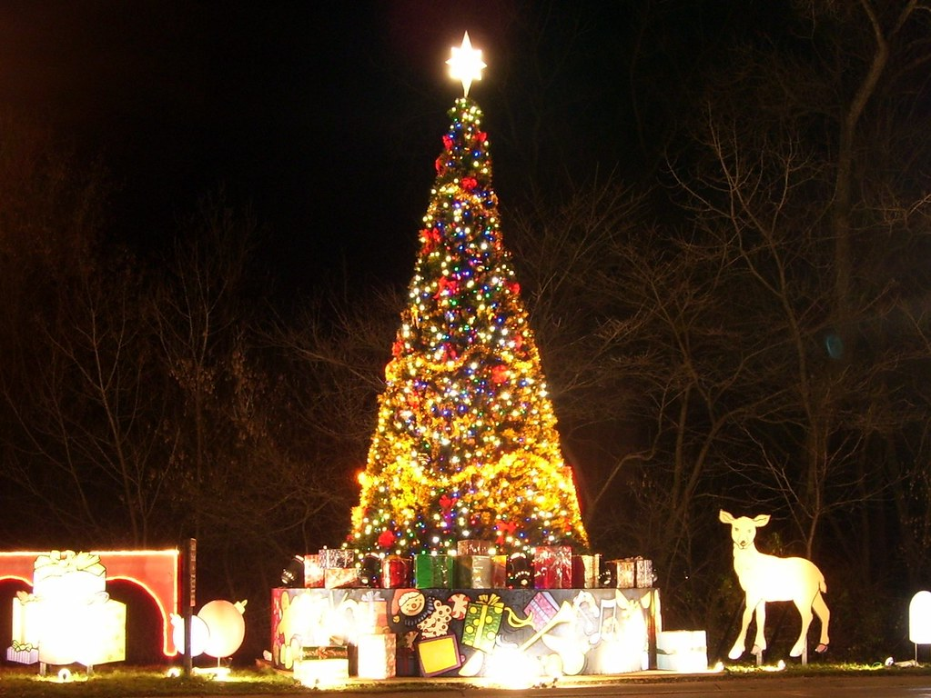 Christmas Tree Pole