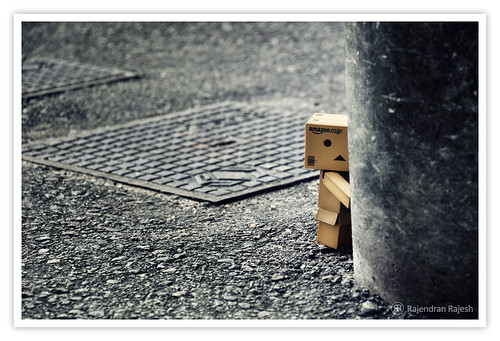 | Lil Danbo Got Scared | | by Rajendran Rajesh™