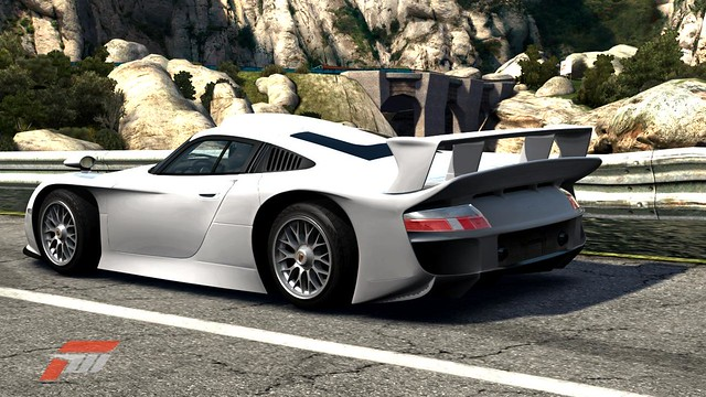 porsche 911 gt1 stra enversion 3 tyrone flickr. Black Bedroom Furniture Sets. Home Design Ideas