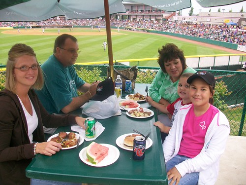 Family night out! | by TC ValleyCats