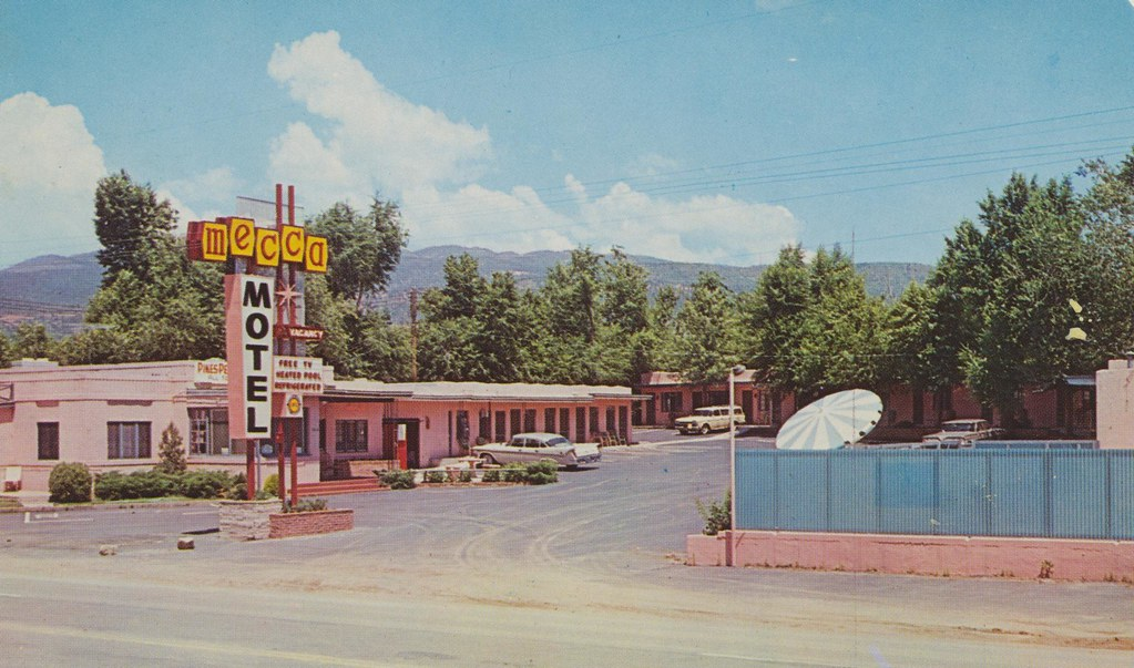 Mecca Motel - Colorado Springs, Colorado