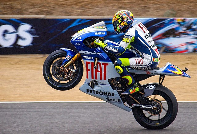 valentino rossi ndash wheelie - photo #25