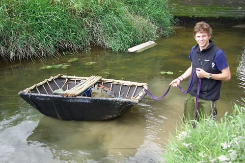 Coracle Trip in Sussex | by The Hungry Cyclist