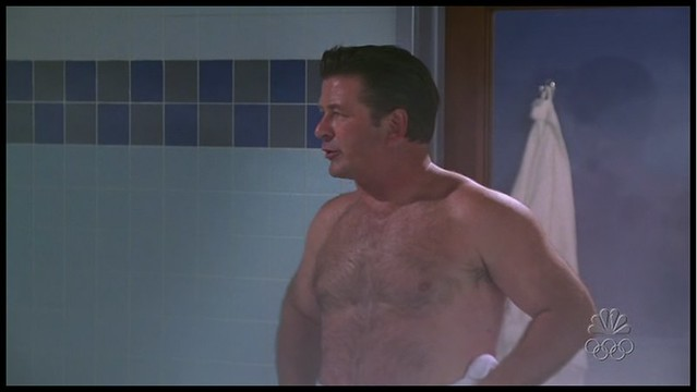 fat Shirtless alec baldwin