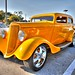 YELLOW 34 FORD