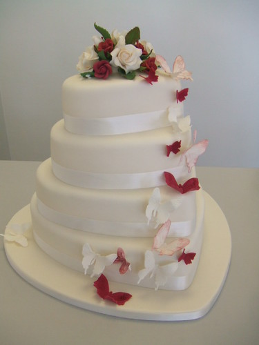 wedding cake butterfly butterfly themed wedding cake by www cakechester co uk 22143