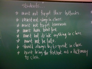 L&S Rules for Students 2 | by mick62