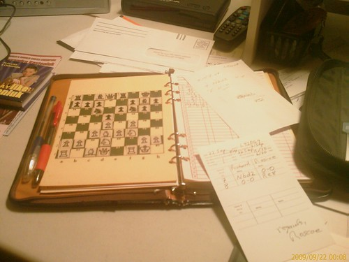 Old Fashioned Chess Set