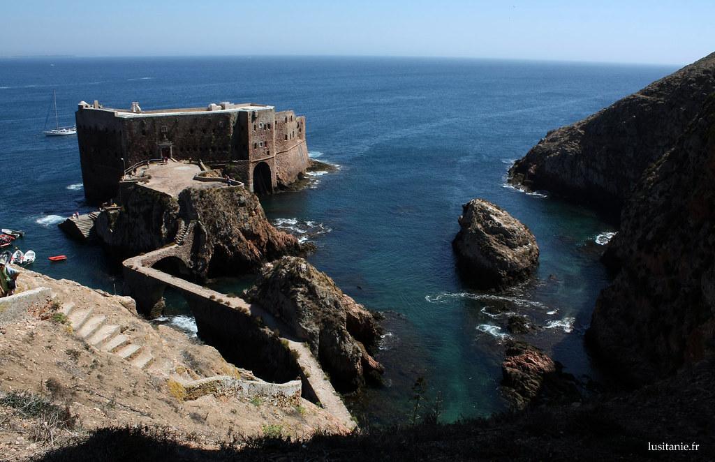 Le Fort de Saint Jean Baptiste des Berlengas
