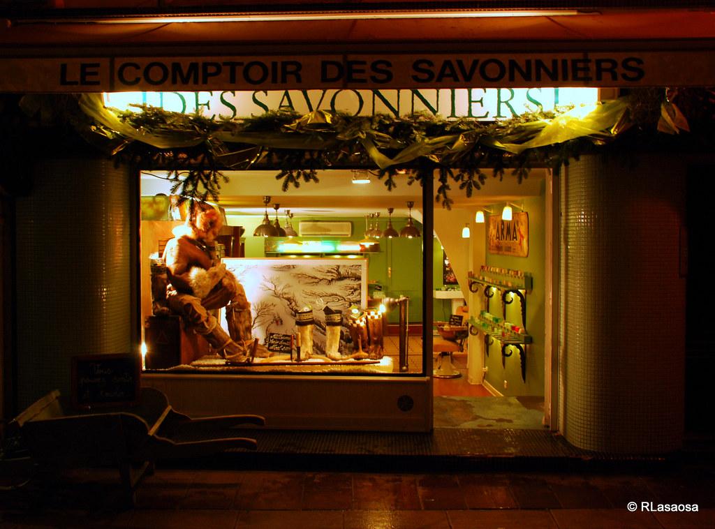 San juan de luz iluminado le comptoir des savonniers - Le comptoir des savonniers ...