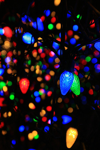 May Your Days Be Merry And Bright Holiday Lights At Nela