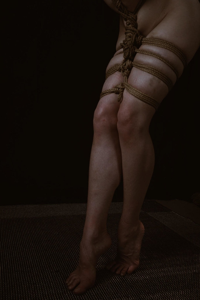Low light shibari