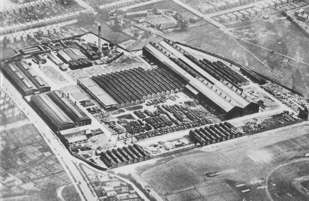 Pirelli General Cable Works Eastleigh In 1935 Robert