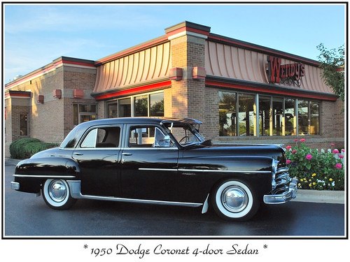 1950 Dodge Coronet | The Wendy's Cruise Night at Chelsea ...