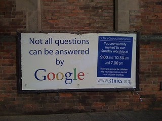 Not all questions can be answered by Google | by jaygooby