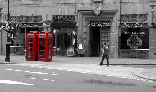 Londres noir et blanc partiel guillaume richer flickr Bureau blanc et noir