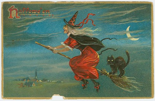 Hallowe'en. | by New York Public Library