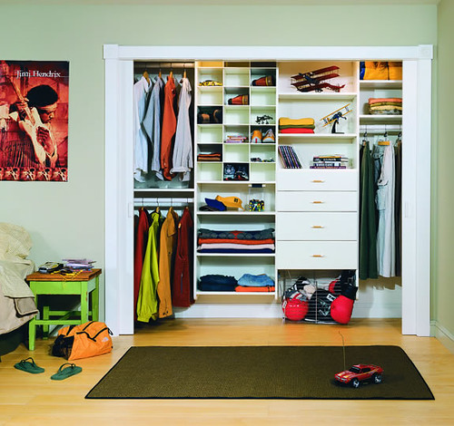 Beau ... Teenagers Reach In Closet | By California Closets CT